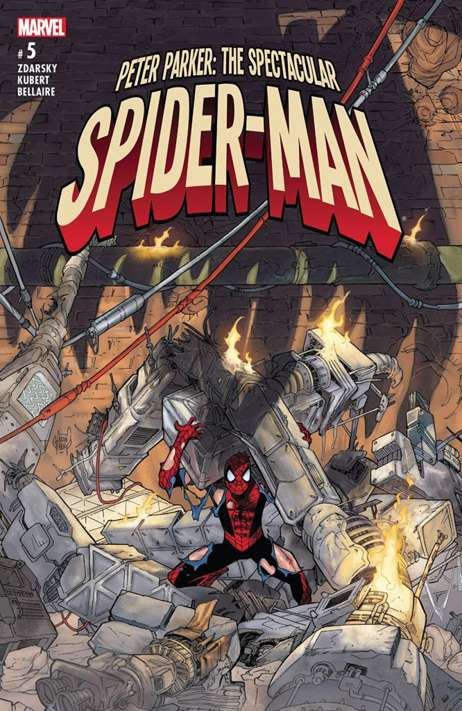 Peter Parker: The Spectacular Spider-Man #5