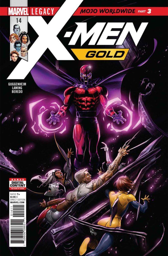 X-Men: Gold #14
