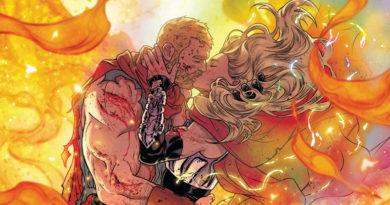 A Morte da Poderosa Thor