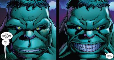 Após cerca de 10 anos o Hulk volta a ter uma boa HQ