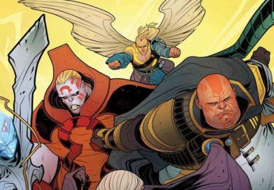 Fabulosos X-Men apresentará o conceito dos Cavaleiros da Salvação