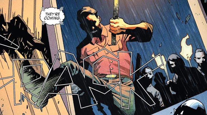 O dia em que a Marvel e DC se uniram contra o ComicsGate