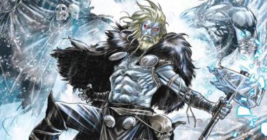 O que aconteceria se os Gigantes de Gelo tivessem adotado o Thor?