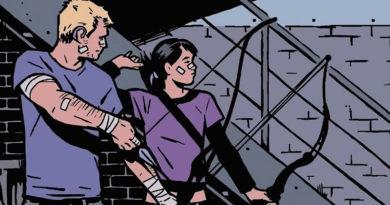RUMOR: Marvel Studios pode adaptar clássica HQ do Gavião-Arqueiro
