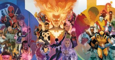 Marvel relembra seus 80 anos com série de capas temáticas