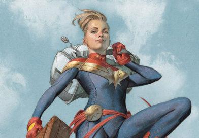 Panini lançará HQ da Capitã Marvel com apenas dois meses de diferença dos EUA