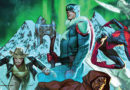 Toda a comunidade heroica da Marvel se reunirá na Guerra dos Reinos