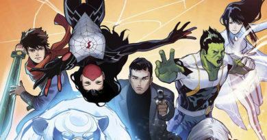 Os Novos Agentes da Atlas são a nova super-equipe asiática da Marvel