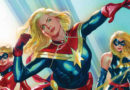 Marvel começa 2019 liderando o mercado de quadrinhos americanos