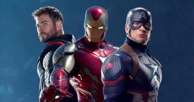 Merchandising de Vingadores: Ultimato revela novo visual da equipe original