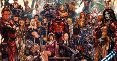 OFICIAL! Jonathan Hickman é o novo escritor dos X-Men