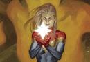 Conheça a nova origem nos quadrinhos da Capitã Marvel