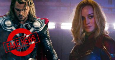 5 graus de separação: o caminho do machismo até a Capitã Marvel