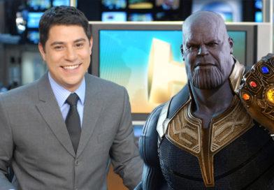 Evaristo Costa foi mais uma das vítimas do Thanos em Guerra Infinita