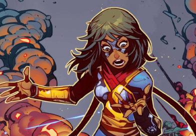 Miss Marvel ganha um novo uniforme nos quadrinhos