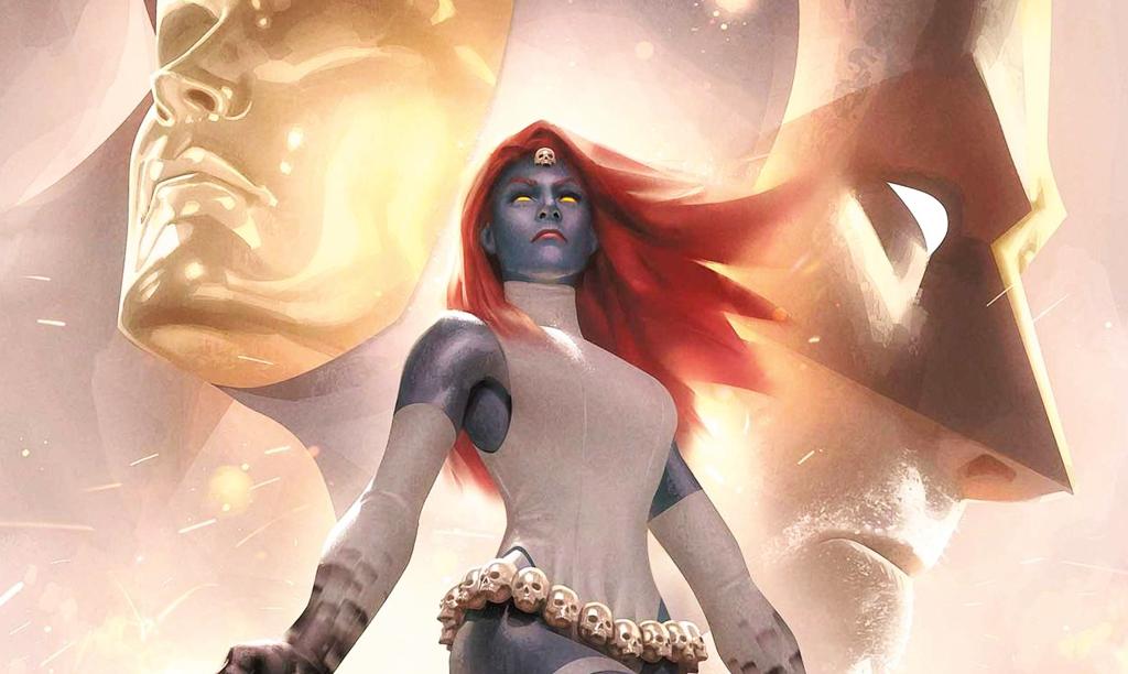12 personagens LGBT da Marvel Mística