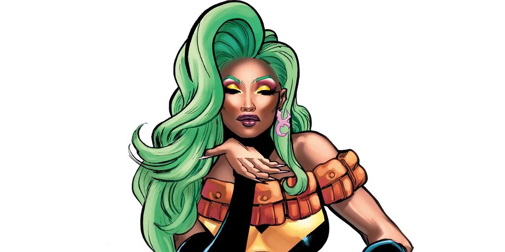 Personagens LGBT da Marvel Shade