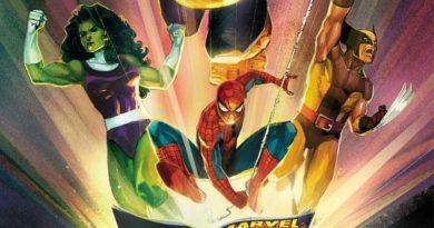 Após Marvel Comics #1000, a Marvel lançará … Marvel Comics #1001