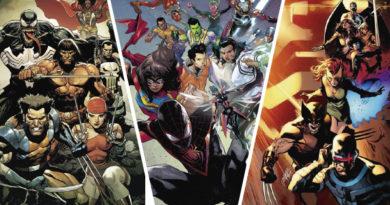 Conheça todas as super-equipes atuais da Marvel nos quadrinhos