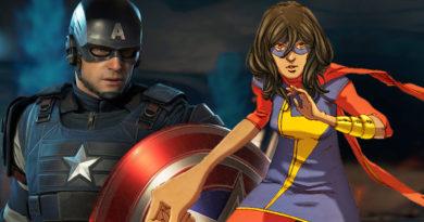 Miss Marvel estará no jogo dos Vingadores da Square Enix